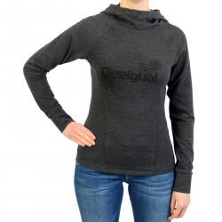 Sweatshirt à capuche Desigual Hoodie Essential