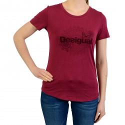 Tee-shirt Desigual TS Tee Co Essentials