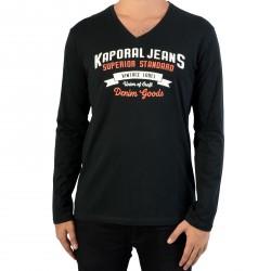 Tee Shirt Manches Longue Kaporal Farto
