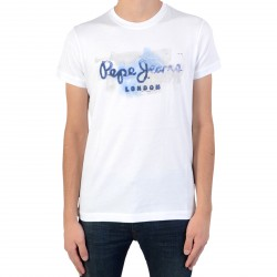 Tee Shirt Pepe Jeans Enfant Golders Jr