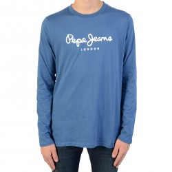 Tee Shirt manches longues Pepe Jeans Enfant New Herman Jr