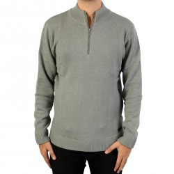 cfdee7b5538a Pull Pepe Jeans New Justin Grey Marl - Galerie-Chic