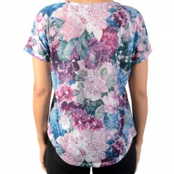 Tee-Shirt Desigual Oversize Art & Thread