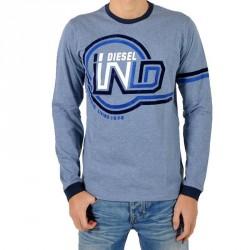 T-Shirt Diesel T-Ind-R 8AJ Bleu Clair