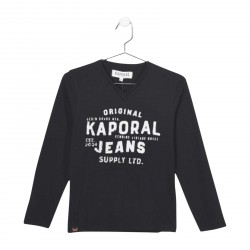 Tee Shirt à manches longues Enfant Kaporal Marky