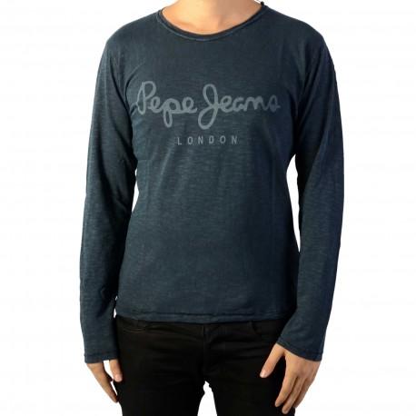 Tee Shirt Pepe Jeans Essential Denim Tee Long
