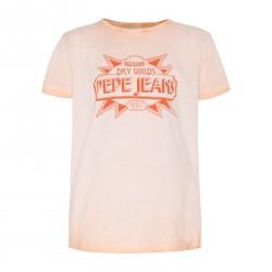Tee-Shirt Pepe Jeans Enfant Barnett