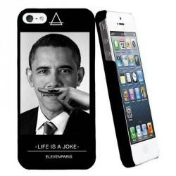 Coque Iphone 5 / 5S Eleven Paris Barack Obama