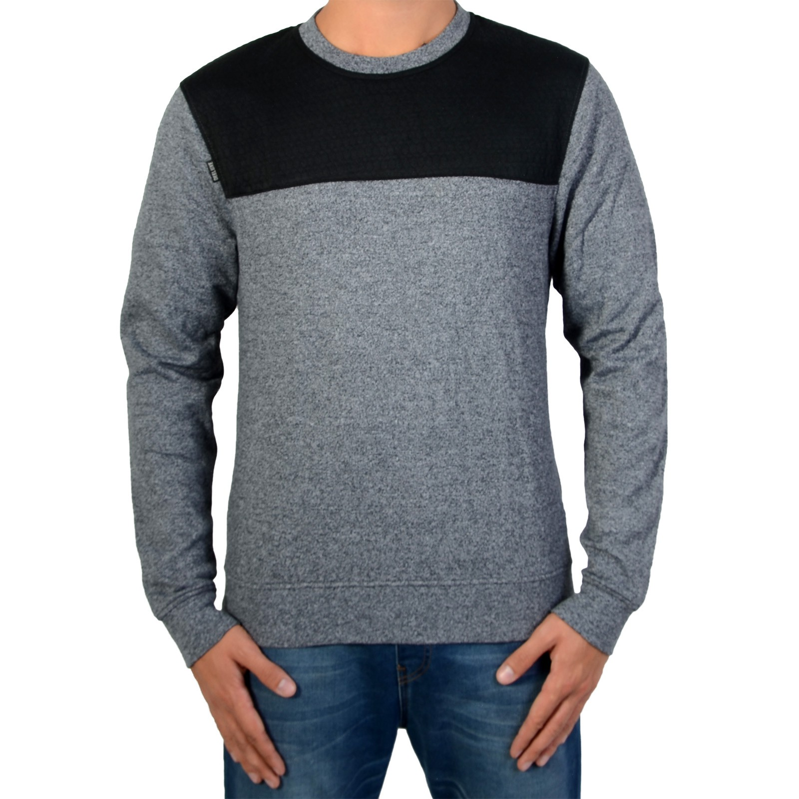 3f461c1ae52f Pull Deeluxe W15521 Ludovik Charcoal - Galerie-Chic