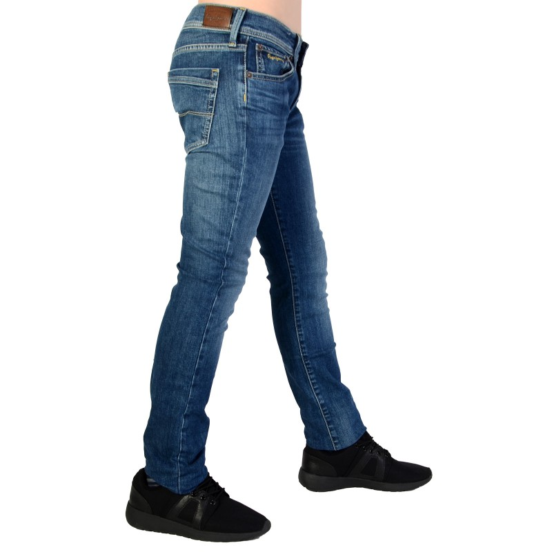 0e666456cca7 Jeans Pepe Jeans Enfant PB200229Y39 BECKET 000 DENIM - Galerie-Chic