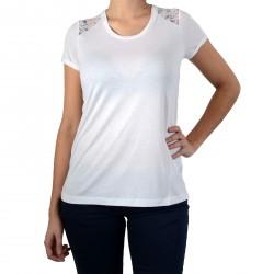Tee Shirt Le Temps Des Cerises Gwenda White