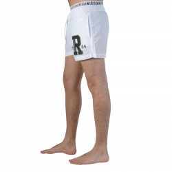 Short De Bain REDSKINS RED 01 Blanc