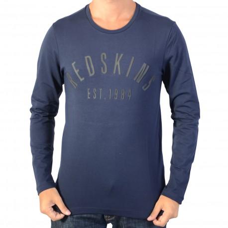 Tee Shirt Redskins Malcom Doui Dark Navy