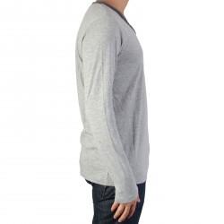 Tee Shirt Le Temps des Cerises Kaura Grey Melanged