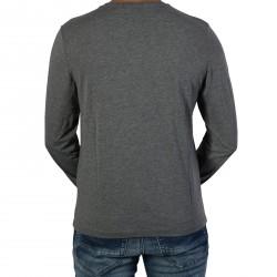 Tee Shirt Redskins Aikido Calder Anthracite Chiné
