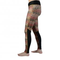 Legging Desigual 67K2SA4 Dorado 8010