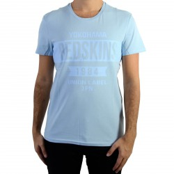Tee Shirt Redskins Softball2 Calder Sky Blue