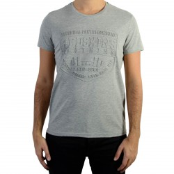 Tee Shirt Redskins Heracles Calder Grey Chine