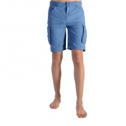 Short Pepe Jeans Enfant Barry Steel Blue