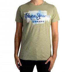 Tee Shirt Pepe Jeans Golders Khaki LT