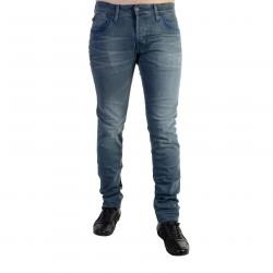 Jeans Le Temps Des Cerises Brid Gris Bleu