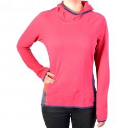 Tee Shirt Manche Longue Desigual Long SL Night Garden Rojo