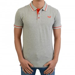 Polo Kaporal Enfant Rasoc Grey Melanged