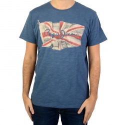 Tee-Shirt Pepe Jeans Flag Tee